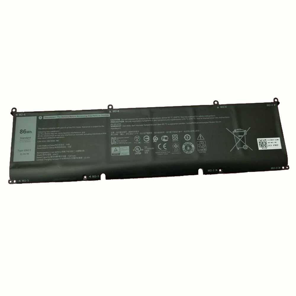Dell XPS 15 9500 2020  P87F P45E P91F