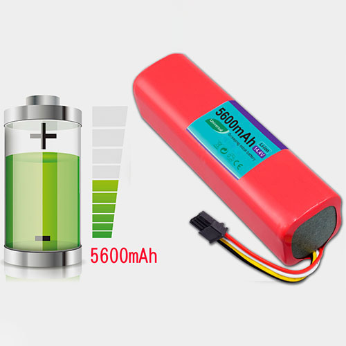 Xiaomi Robot Vacuum Cleaner Roborock S50 S51 battery