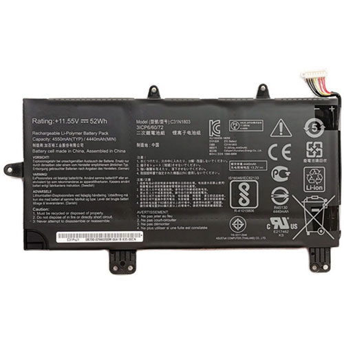 Asus ZenBook Pro 14 UX480 UX480FD UX450FD series