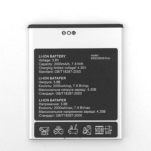 ERGO B500 First Mobile Phone