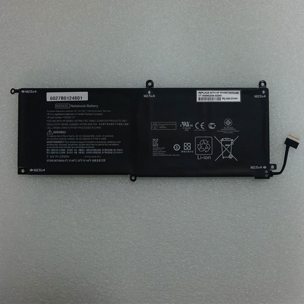 HP Pro x2 612 G1 Tablet 753703-005