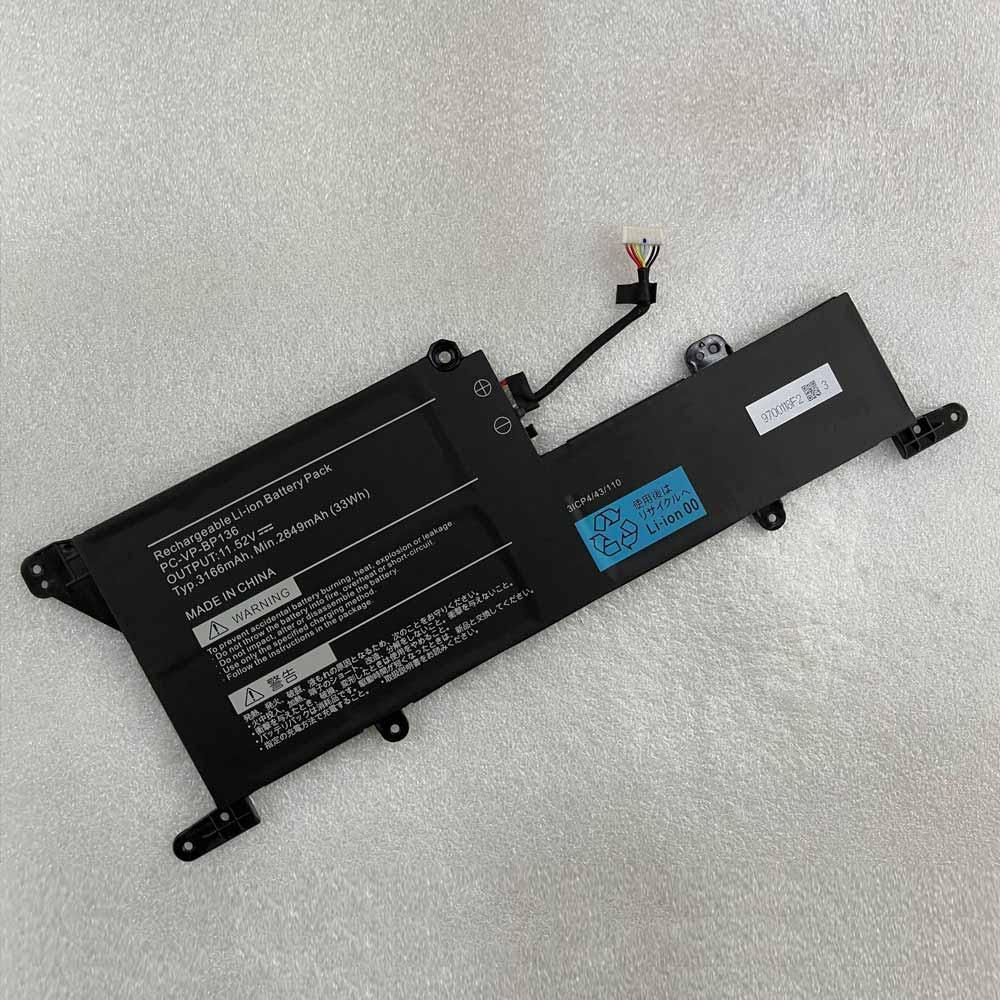 NEC PC-VP-BP136 laptop