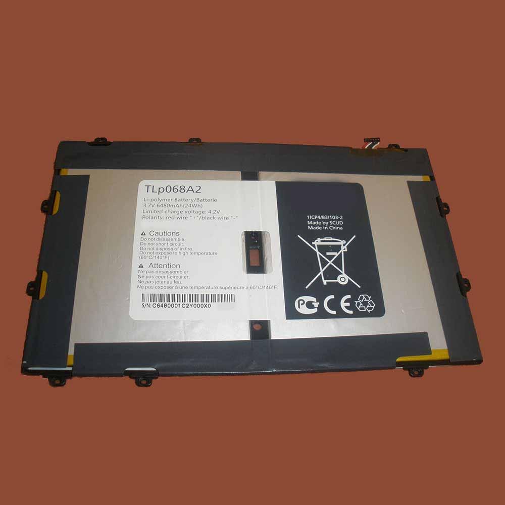 Alcatel Tablet TLP068A2