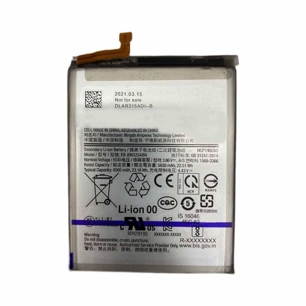 Samsung Galaxy EB-BM325ABN
