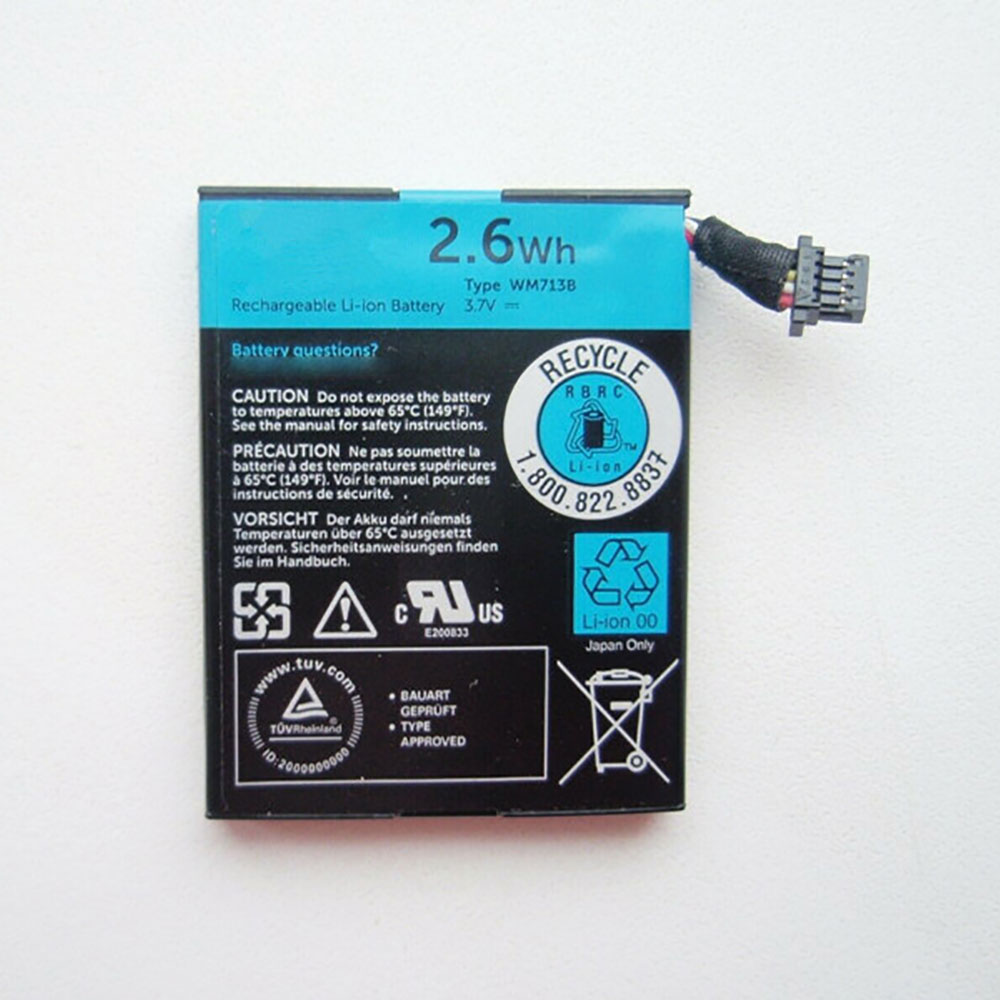 Dell mouse battery