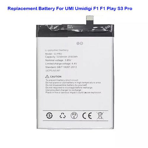 UMI Umidigi F1 F1 Play S3 pro Smart